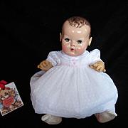 "Vintage ""MINT"" Effanbee Dy-Dee Doll Jane Dress & Slip for your 15"" Doll"