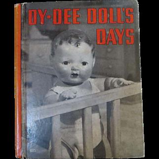 Vintage Effanbee Dy-Dee Doll Book