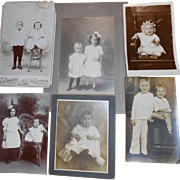Pictures of Children From Era Gone By