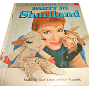 "First Edition ""Party In Shariland"" A Little Golden Book"