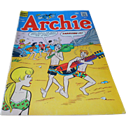 Archie Comic Book, Nov. No. 186