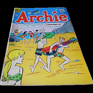 Archie Comic Book, Nov. No. 186