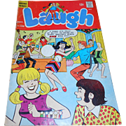 Laugh, Archie Series, No. 198