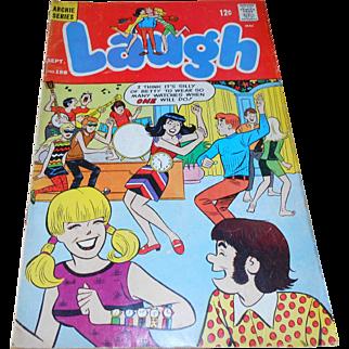 Laugh, Archie Series, No. 198