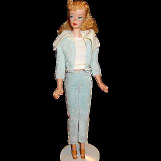 """Vintage Barbie's """"Mood For Music"""" #940 1962-1963"""