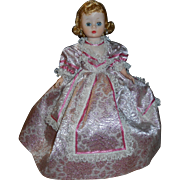 Madame Alexander's 1990 Limited Edition 125th Year Spiegel Anniversary Dress For Cissette