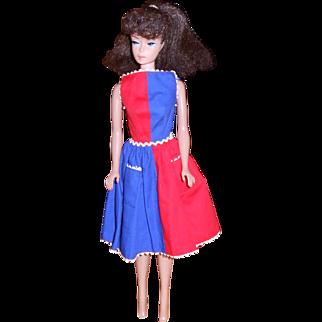"""Barbie's """"Fancy Free"""" #943 Dress"""