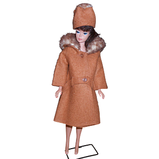 "Barbie's #0819 ""It's Cold Outside"" Outfit"
