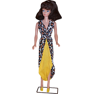 Barbie's Leisure Leopard Outfit #1479