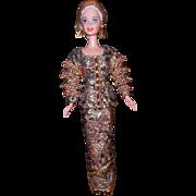 Mattel's 1995 Christian Dior Barbie  Doll