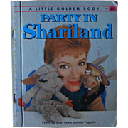 """Party In Shariland"" A Little Golden Book"