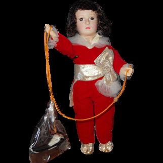 """Effanbee, Goya's """"Don Manuel Osorio Manrique de Zuniga"""" 1985 Limited Edition Doll Club Doll"""