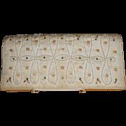 Magid Beaded Evening Handbag