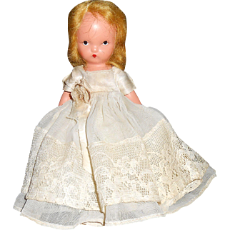 1940's Nancy Ann Story Book Doll