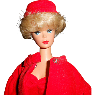 1998 Silken Flame Vintage Barbie Doll Reproduction #977 & 939
