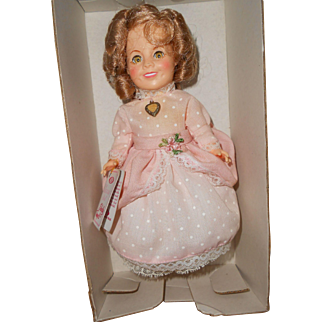 "1982 Ideal's Shirley Temple ""The Little Colonel"""