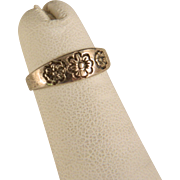 Vintage Sterling Silver Toe Ring