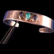 Sterling Silver Southwest  Bracelet