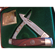 Schrade DS4 1990/91 Knife New condition