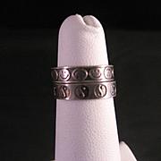 1 Pair of Sterling Silver Vintage Toe Rings