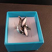 Vintage Southwest Sterling Silver Ring