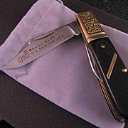 Vintage Schrade 1964-1974 Limited Edition Barlow Knife