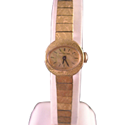 Vintage Ladies Wittanauer Watch Bracelet