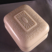 Vintage Art Deco  Ring Box