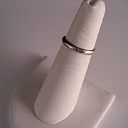 Sterling Silver Petite Southwest Band