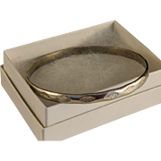 Vintage Taxco Bangle Bracelet