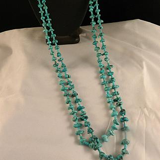 Vintage Santo Domingo Heishi Necklace