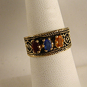 Vintage Salesman Sample Ring