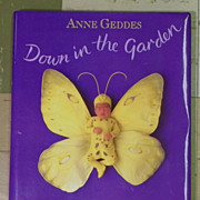 Book: Anne Geddes - Down in the Garden - ISBN 1-55912-017-7