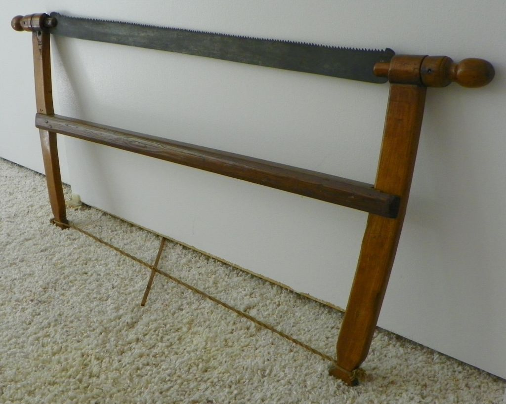 Sale Bow Saw Tool Furniture Making Vintage 1800 39 S