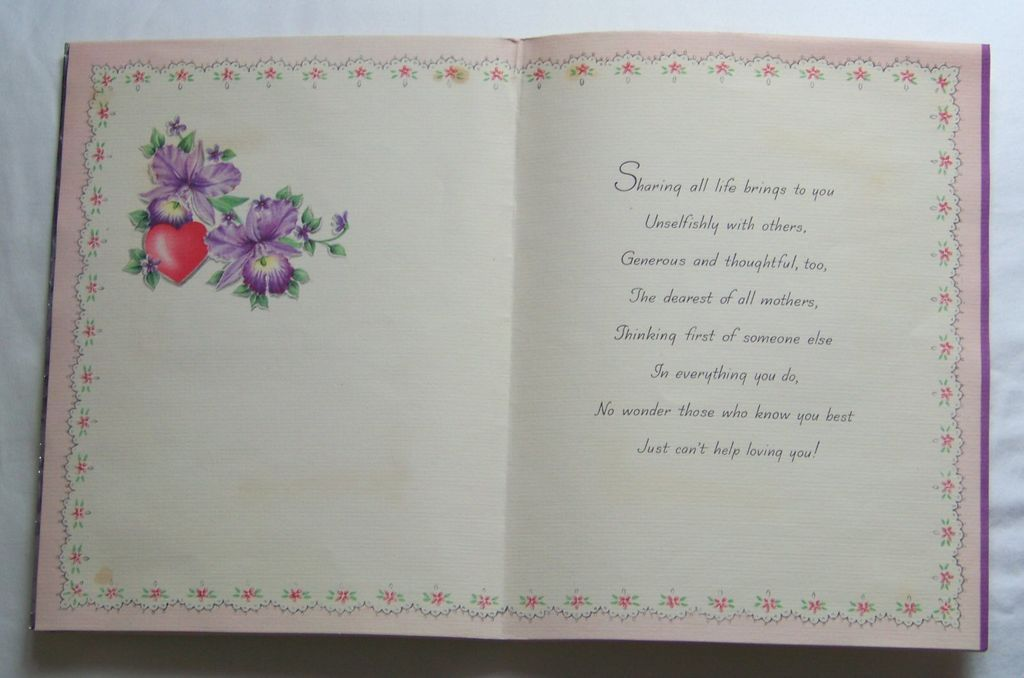 roll over large image to magnify click large image to zoom expand description this vintage valentine a hallmark card