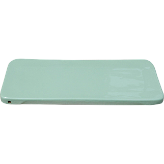 CRANE Oxford Toilet tank Lid - Mint Green - #5316 - 1961