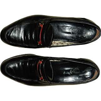 Gucci Shoes - Mens Loaders - 1980's