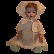 German Bisque Character Baby C.M. Bergman