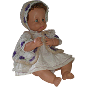 "19"" Horsman Thumb Sucker Baby Doll"