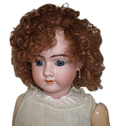 "32"" Antique Heinrich Handwerck #99 Dep German Bisque Doll Circa 1900"