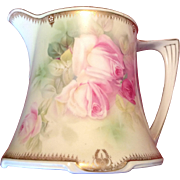 Wheelock Prussia (RS Prussia) Large Cider or Lemonade Pitcher