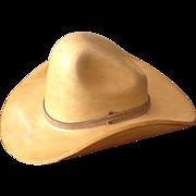 Vintage Stetson Cowboy Hat Box