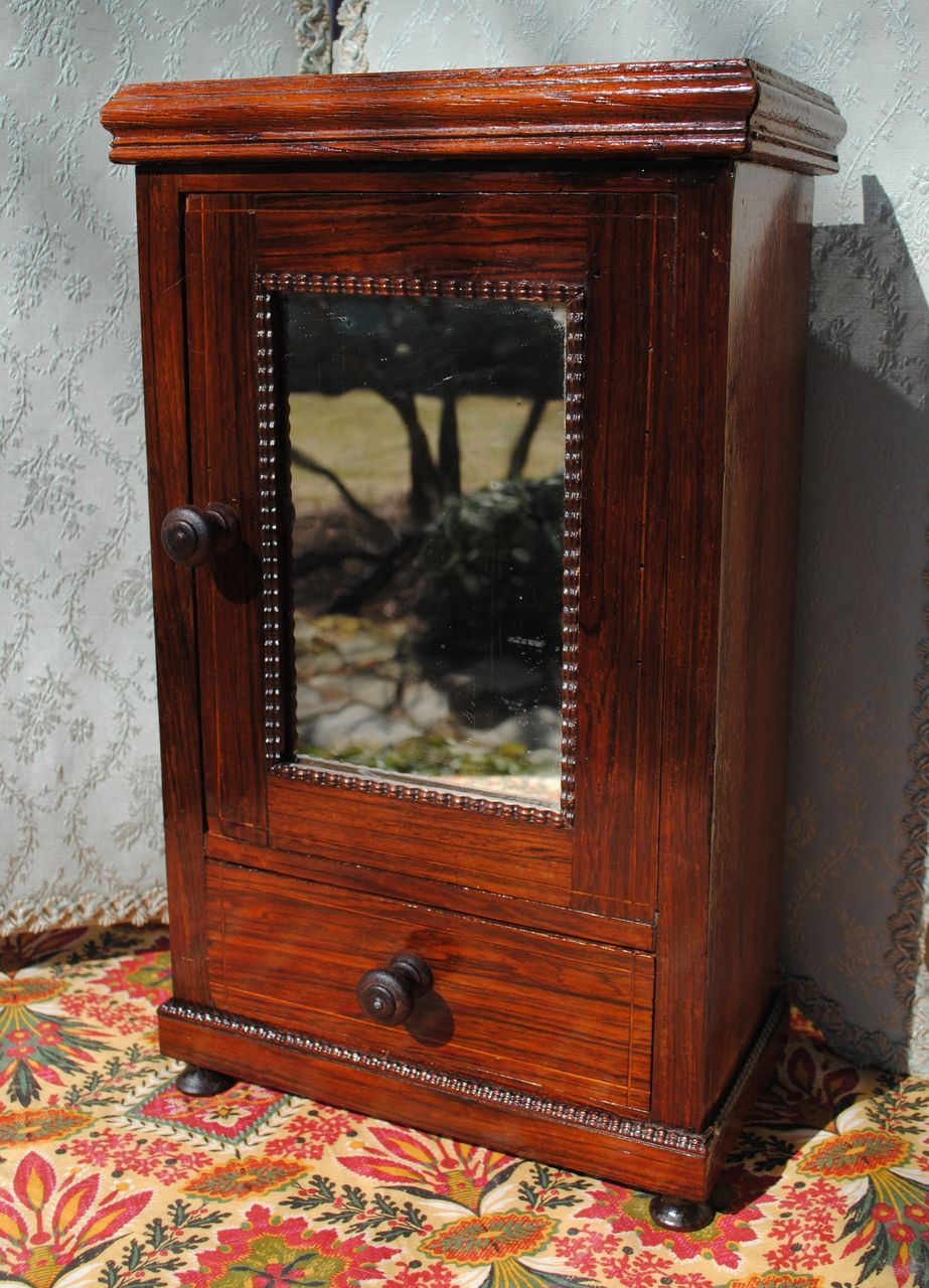 circa 1870 french mahogany armoire for a fashion or bebe. Black Bedroom Furniture Sets. Home Design Ideas