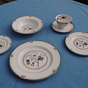 """Beautiful Royal Doulton Dinner Service....""""Old Colony"""""""