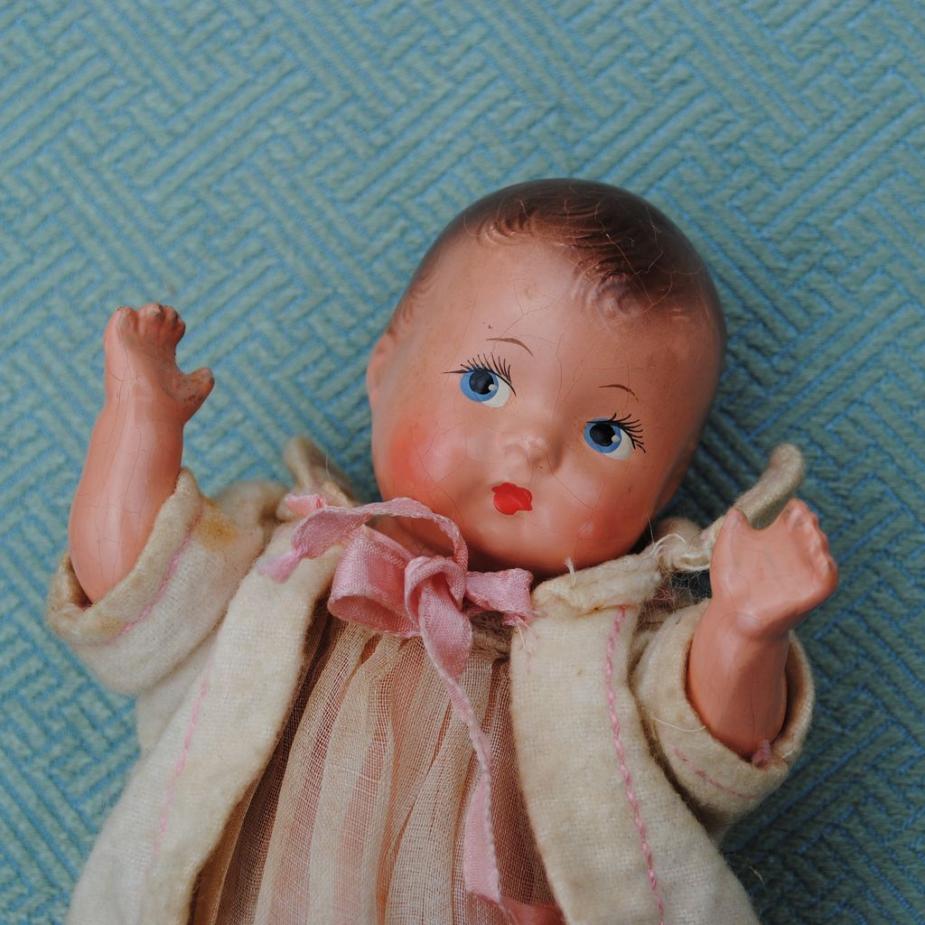 Effanbee Baby Tinyette