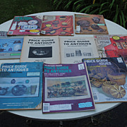 10 Price Guides With Focus Articles......Quimper,Stoneware,Nippon,etc