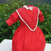 French Dress For A Jumeau Or Other French Doll