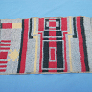Miniature Wool Indian Blanket