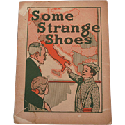 Children's Booklet About Shoes, Early 20th c.