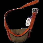 French Fashion Waist Purse Circa 1880-1890
